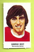 Manchester United George Best Northern Ireland (S70) (1)